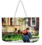 Lovely Spring Day For A Ride Weekender Tote Bag