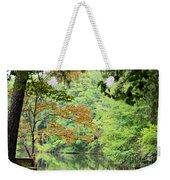 Loving The Season Of Autumn Weekender Tote Bag