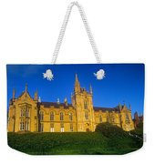 Low Angle View Of A Building, Magee Weekender Tote Bag