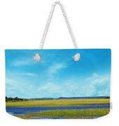 Low Country Marsh Weekender Tote Bag