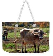 Low Cow Weekender Tote Bag