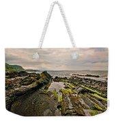Low Tide Rocks Weekender Tote Bag