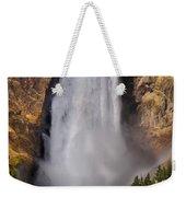 Lower Falls II Weekender Tote Bag