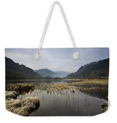 Lower Lake, Glendalough, County Weekender Tote Bag
