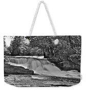 Lower Tahquamenon Falls 6140b Weekender Tote Bag