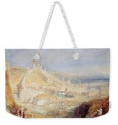 Lucerne From The Walls Weekender Tote Bag