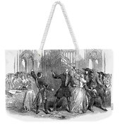 Lucia Di Lammermoor, 1847 Weekender Tote Bag