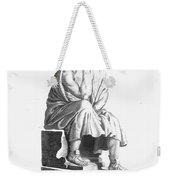 Lucius Annaeus Seneca Weekender Tote Bag