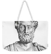 Lucius Commodus (161-192 A.d.) Weekender Tote Bag by Granger