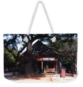 Luckenbach Texas - II Weekender Tote Bag