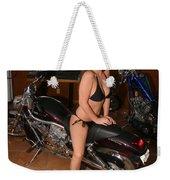 Biker 208 Weekender Tote Bag