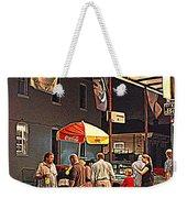 Lucky Girl Weekender Tote Bag