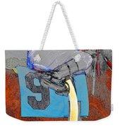 Lucky Number Nine Weekender Tote Bag