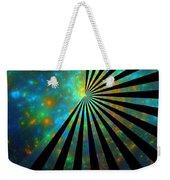 Lucky Star-image Weekender Tote Bag