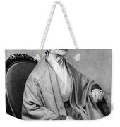 Lucretia Coffin Mott, American Activist Weekender Tote Bag by Photo Researchers