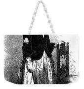 Lucy Stone (1818-1893) Weekender Tote Bag