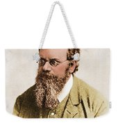 Ludwig Boltzmann, Austrian Physicist Weekender Tote Bag