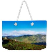 Luggala And Lough Tay, Co Wicklow Weekender Tote Bag