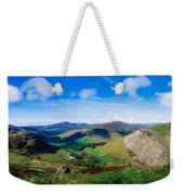 Luggala, Co Wicklow, Ireland Weekender Tote Bag