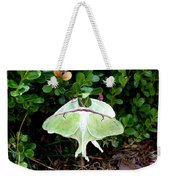 Luna Moths' Afternoon Delight Weekender Tote Bag