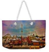 Luna Park-a-rama Weekender Tote Bag