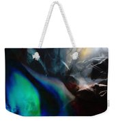 Lunar Radiation Weekender Tote Bag