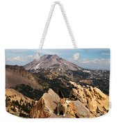 Lunch Break Weekender Tote Bag