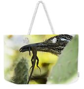 Lunch With A Roadrunner  Weekender Tote Bag