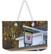 Luncheons And Dinners Weekender Tote Bag