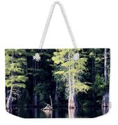 Lunker Lake Weekender Tote Bag