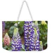 Lupine Lupinus Sp Flowers Weekender Tote Bag