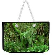 Lush Green Landscape Weekender Tote Bag
