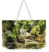 Lush Lower Falls Weekender Tote Bag