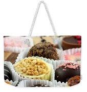 Luxury Individual Chocolates Weekender Tote Bag