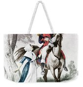 Lydia Darragh, American Patriot Weekender Tote Bag by Photo Researchers