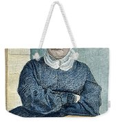 Lydia Maria Child (1802-1880) Weekender Tote Bag