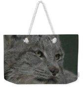 Lynx Painterly Weekender Tote Bag