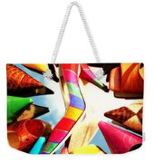 M-m-m My Stilettos Weekender Tote Bag
