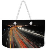 M5 At Night Weekender Tote Bag