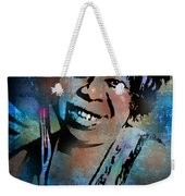 Ma Rainey Weekender Tote Bag