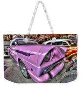 Mabelene Weekender Tote Bag by Nicholas  Grunas