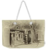 Mabel's Gate As Antique Print Weekender Tote Bag