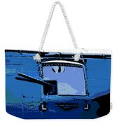Machine Gun Weekender Tote Bag