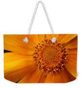 Macro Flower Weekender Tote Bag