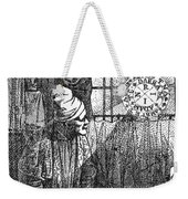 Macrocosm Appearing To Doctor Faustus Weekender Tote Bag