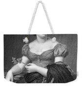 Madame De Sta�l (1766-1817) Weekender Tote Bag