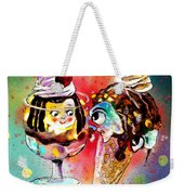 Made For Each Other Weekender Tote Bag