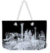 Made Of Ice V5 Weekender Tote Bag