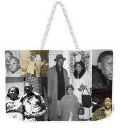 Madge Walker And Her Husband Weekender Tote Bag