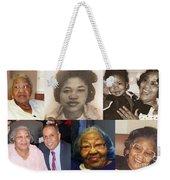 Madgie P Walker Weekender Tote Bag